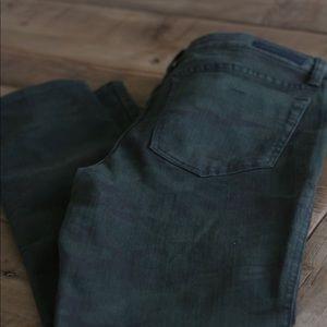 Sanctuary skinny jeans. Size 26. High rise. Camo